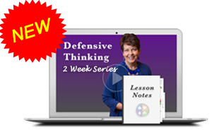 2 Lessons - Defensive Thinking