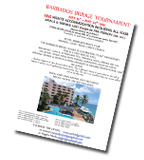 Barbados Bridge Tournament 2015